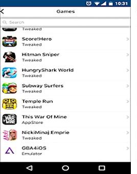 Apps of Appvalley