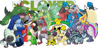 Features of Pokemon Clover